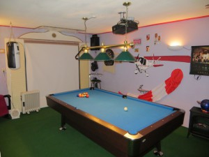 Billiardzimmer 1